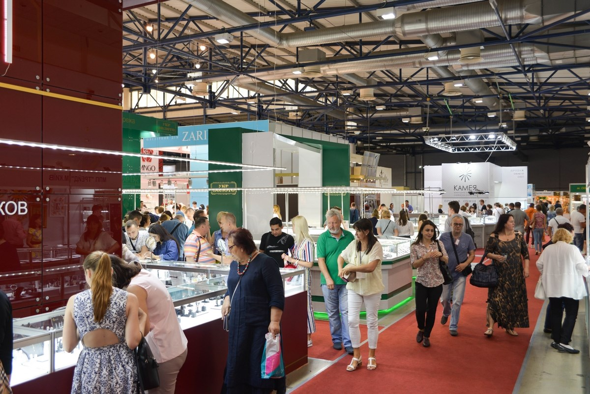 day3 6 - Today is the final day of Jeweller Expo Ukraine 2019