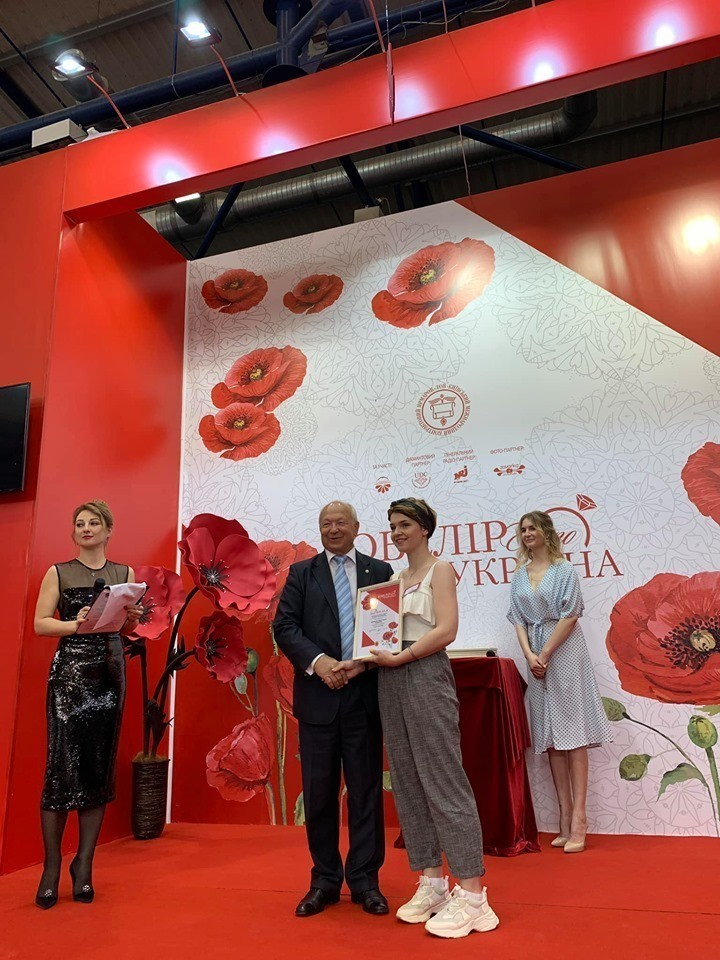 eskiz 2019 4 - Congratulations to the winners of All-Ukrainian Contest of Drafts for the Best Jewellery Design
