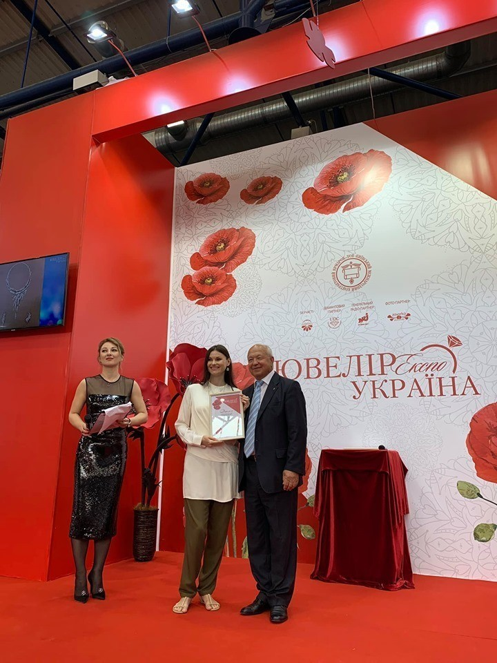 eskiz 2019 7 - Congratulations to the winners of All-Ukrainian Contest of Drafts for the Best Jewellery Design