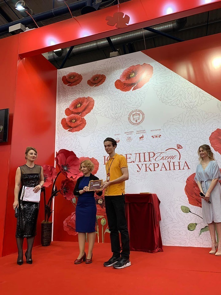 eskiz 2019 8 - Congratulations to the winners of All-Ukrainian Contest of Drafts for the Best Jewellery Design