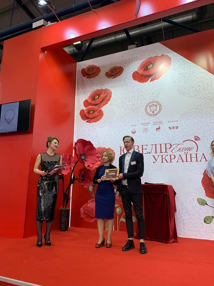 eskiz 2019 9 - Congratulations to the winners of All-Ukrainian Contest of Drafts for the Best Jewellery Design