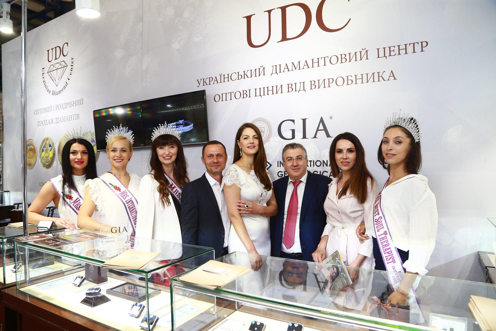 international1 - Jeweller Expo Ukraine is the fest of marvellous beauty!