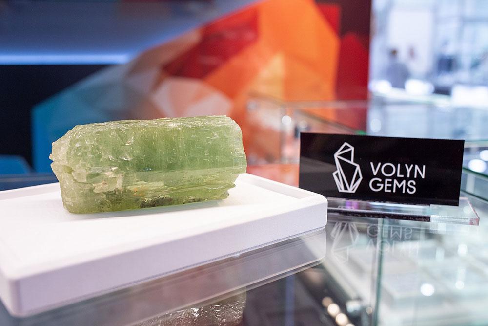 volyn 4 - Volyn Gems на Ювелір Експо Україна
